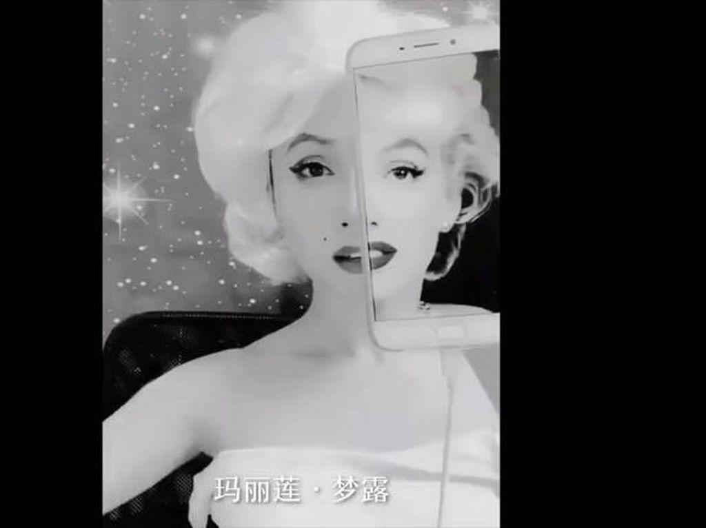 Ibu Rumah Tangga Ini Bisa Jadi Audrey Hepburn Hingga Marilyn Monroe