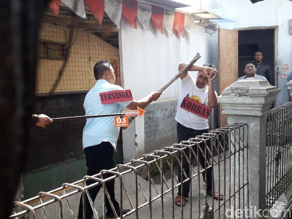 Penganiaya Ustaz Prawoto Pakai Kaos Parpol, PDIP: Dia Bukan Kader
