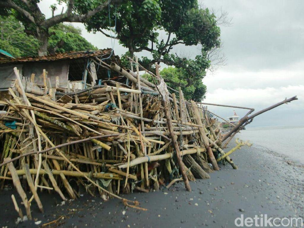 Pantai Watudodol Masih Kumuh, Ini yang Dilakukan Pemkab Banyuwangi