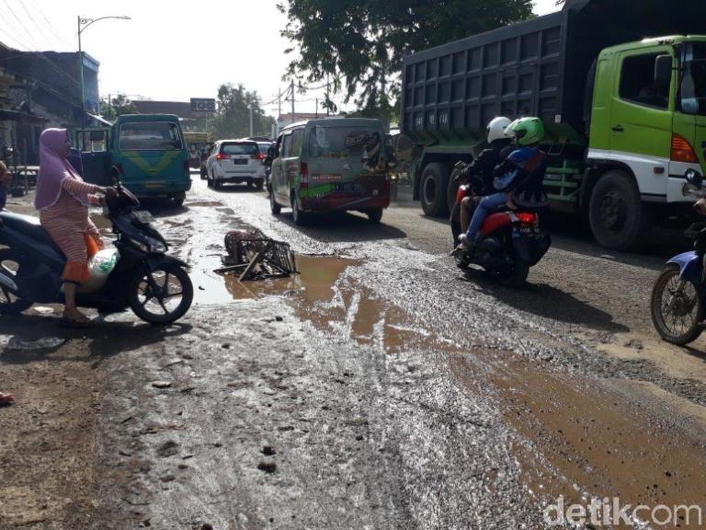 Jalan di Pasuruan Rusak 30 Km, Pelaksana Proyek Nasional Siap Perbaiki