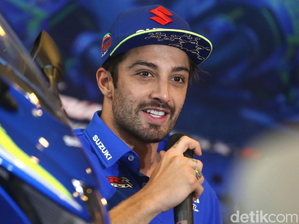 Iannone Punya Tawaran dari Tim Lain Jika Tak Dipertahankan Suzuki