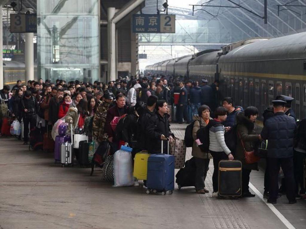 Sudah 6,1 Juta WN China Dilarang Traveling