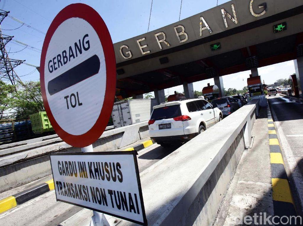 Di Tahun 2017, 49 Juta Kendaraan Melintas di Jalan Tol Tangerang-Merak