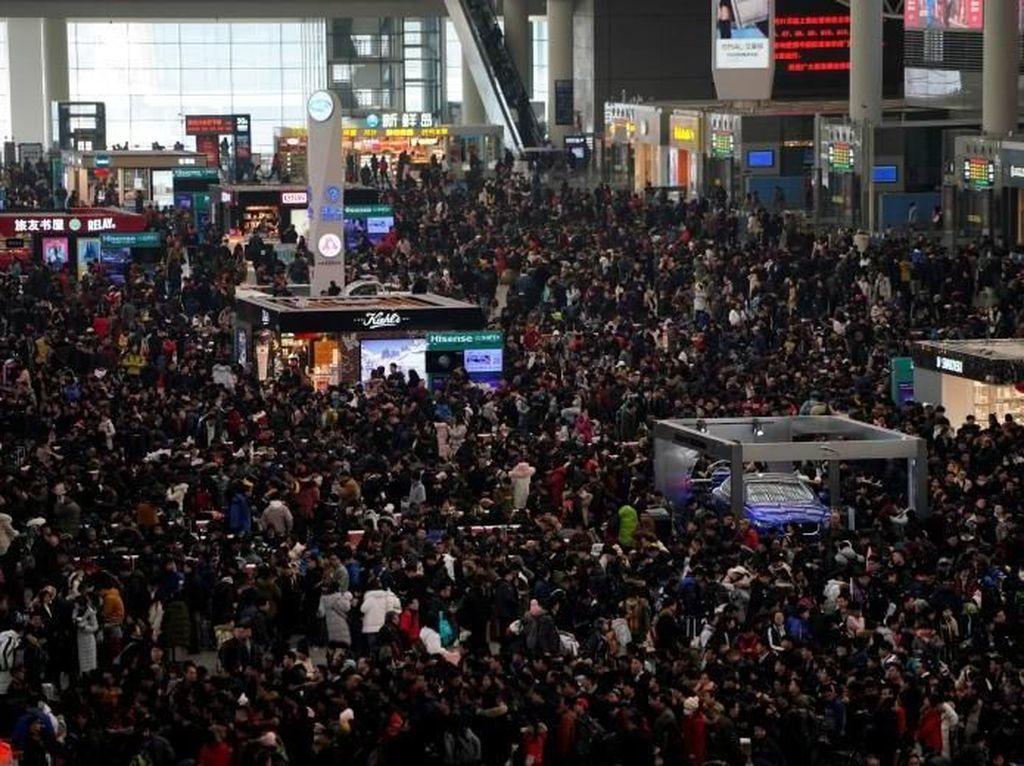 Sistem Kredit Sosial di China Terinspirasi Serial Black Mirror?