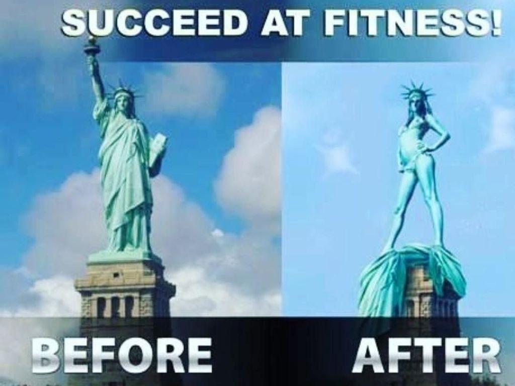 Kumpulan Meme Tentang Fitness yang Bikin Ngakak (2)