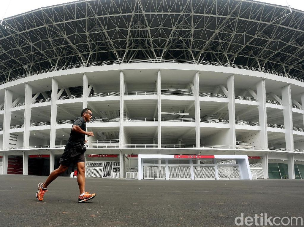 Stadion Manahan Solo Bakal Disulap Jadi Mini GBK