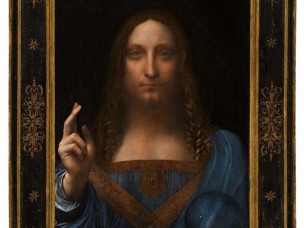 Masih Simpang Siur, Lukisan Termahal di Dunia Diduga Bukan di Kapal Pesiar