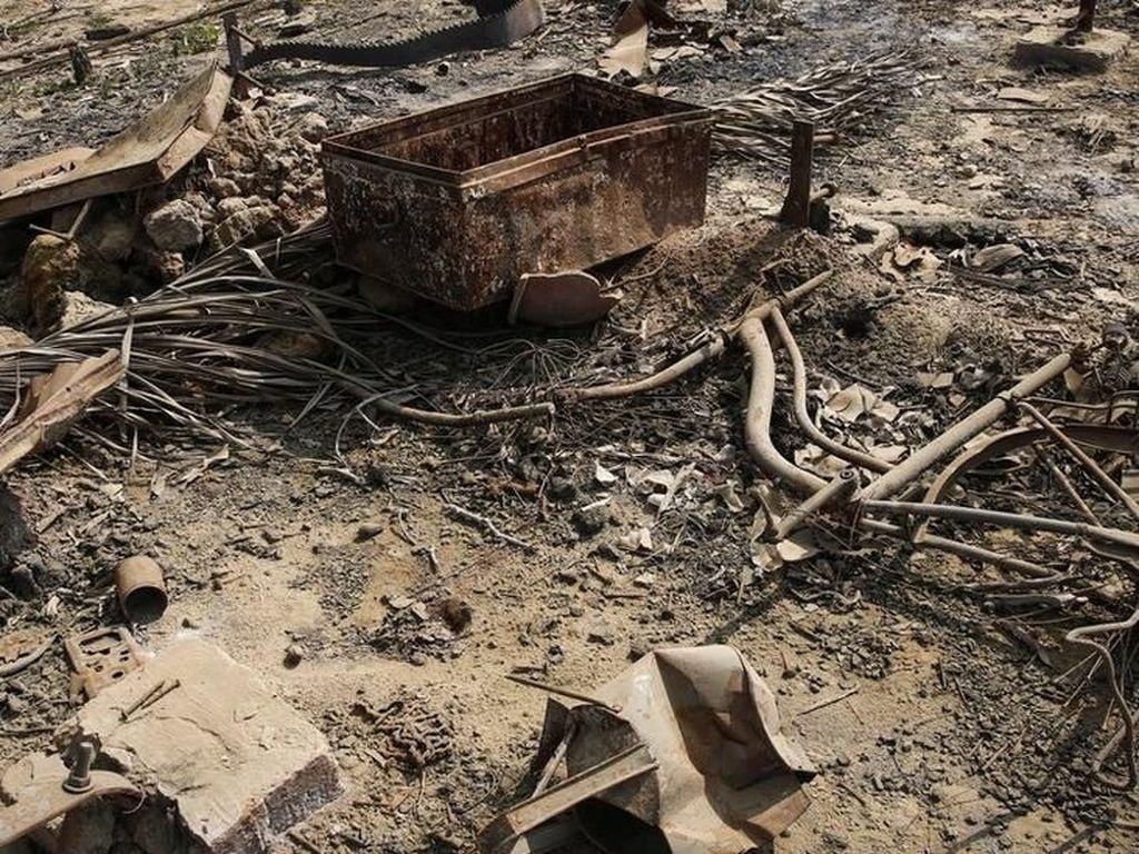 PBB: Temuan Kuburan Massal Isyaratkan Adanya Genosida Rohingya