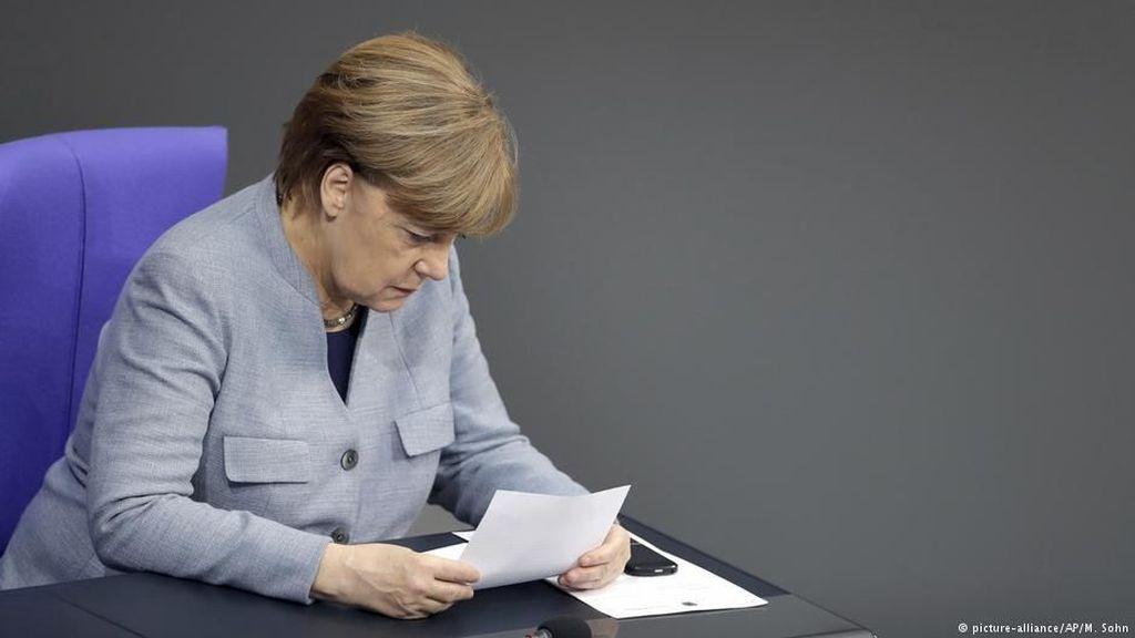 Merkel Hingga Ozil Sampaikan Duka Mendalam untuk Korban Tsunami Indonesia