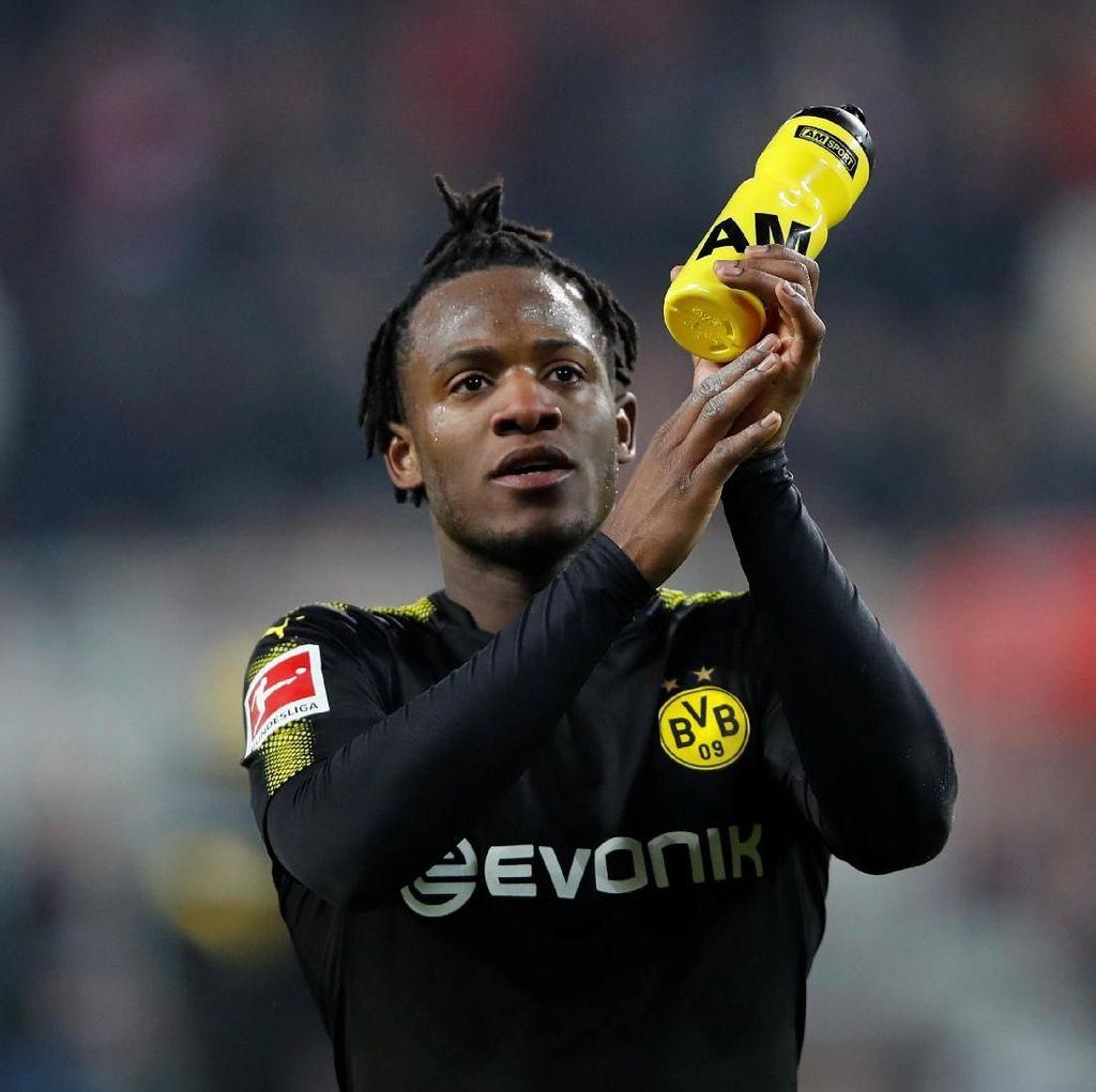 Statistik Apik Batshuayi dalam Debutnya bersama Dortmund