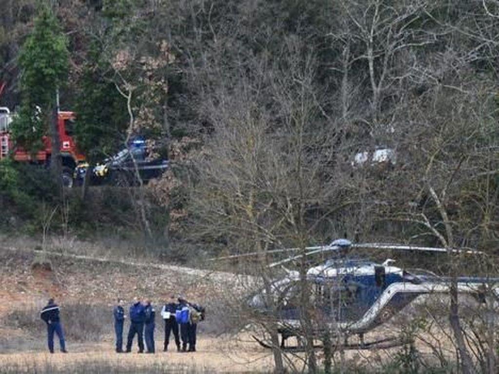 2 Helikopter Militer Tabrakan di Prancis, 5 Orang Tewas