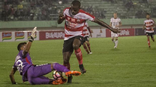 Madura United punya kemampuan untuk merepotkan Persija Jakarta.