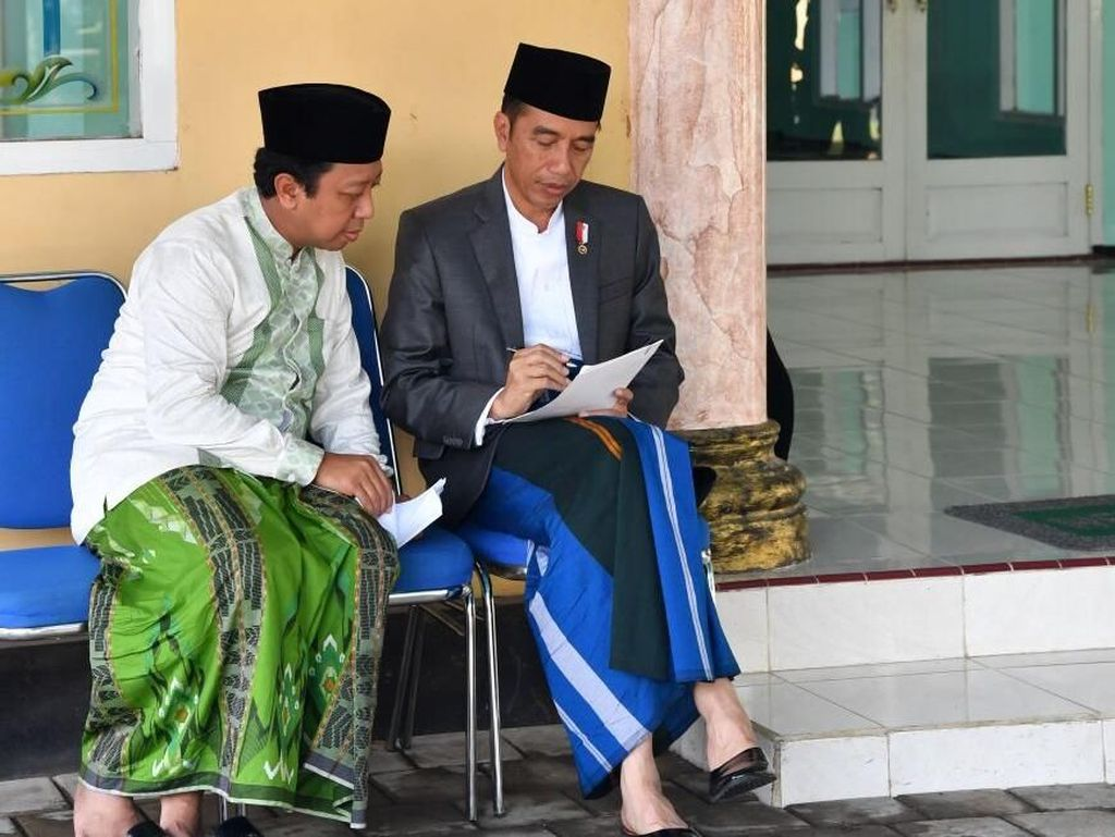PPP: Kami Tak Mau Geer Calonkan Romi sebagai Cawapres Jokowi