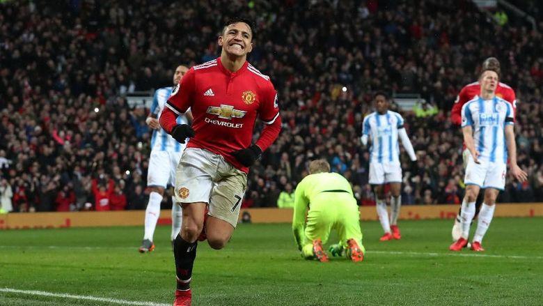 Manchester United Bukan Klub Terakhir Alexis Sanchez