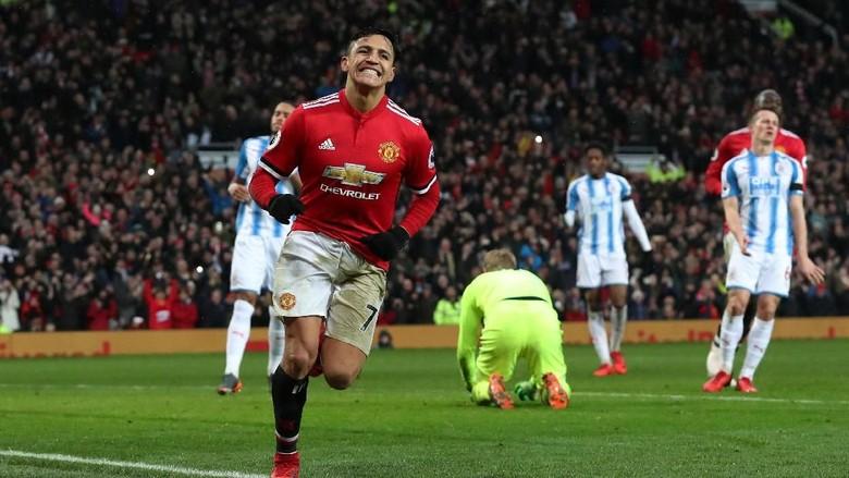Sanchez Berharap MU Penuhi Mimpinya Raih Gelar-Gelar Juara