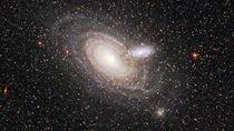 NASA Temukan Galaksi Kanibal, Bumi Terancam?