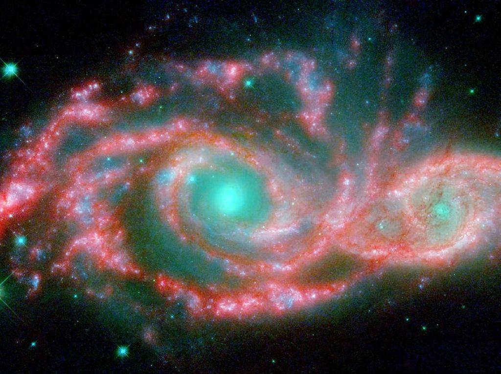 Deretan Galaksi yang Memukau Mata Manusia