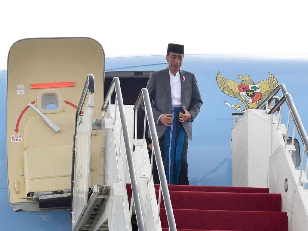 Jokowi: Mungkin Nanti, Saya Akan Kirim BEM UI ke Asmat