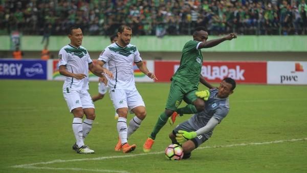 PSMS ke Semifinal Usai Menangi Adu Penalti Lawan Persebaya
