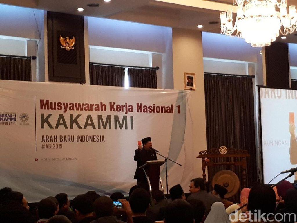 Kritik Pemerintahan Jokowi, Fahri Hamzah Angkat Kartu Merah
