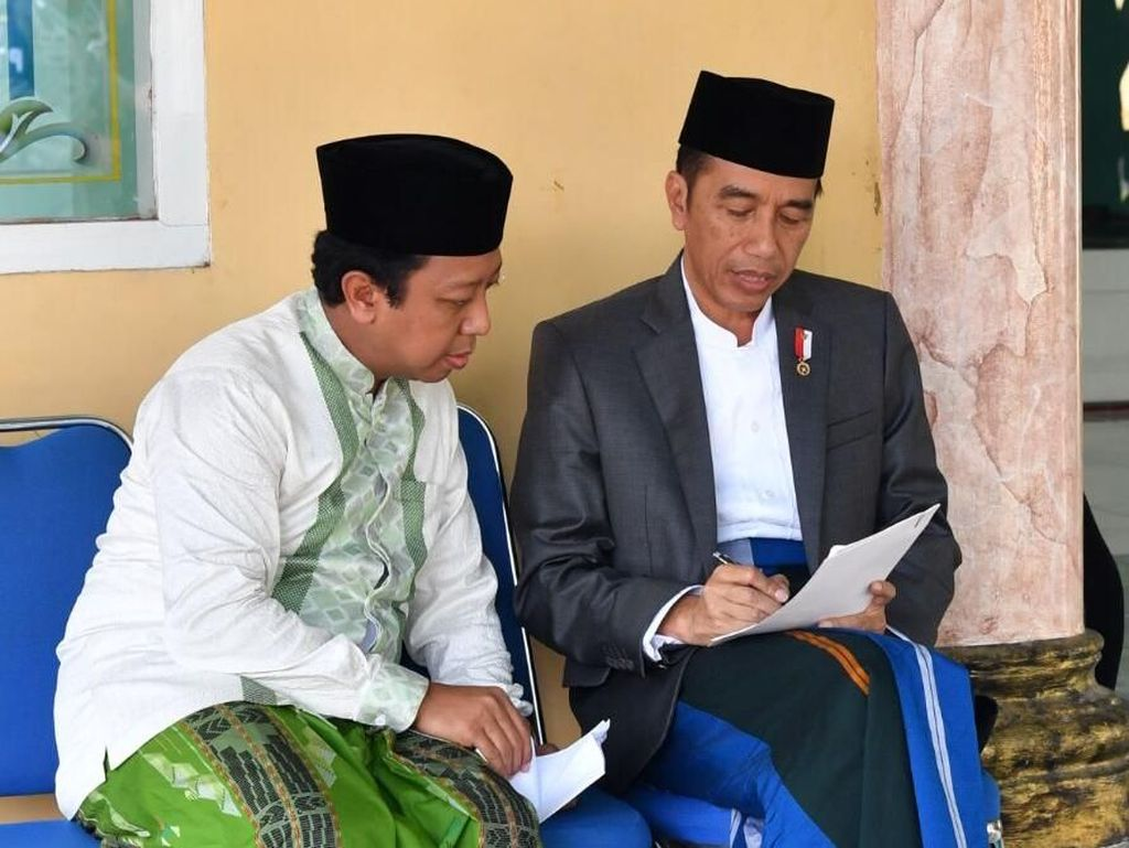 Polemik Kampanye Pakai Pesawat RI-1, PPP: Jokowi Naik Angkot Mau