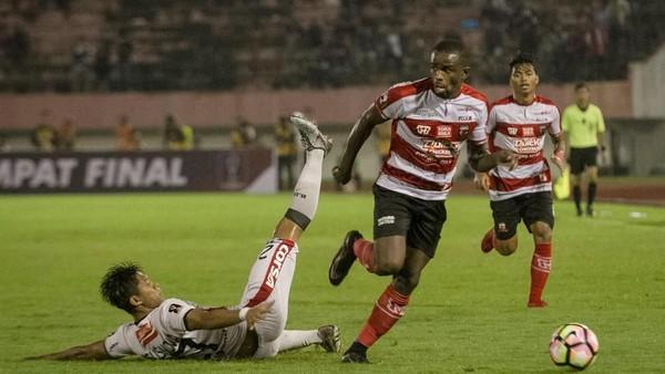 Bali United Melaju Usai Kalahkan Madura United Lewat Adu Penalti