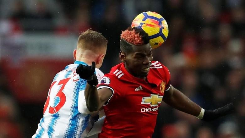 Setan Merah Murka, Akan Lampiaskan pada Huddersfield