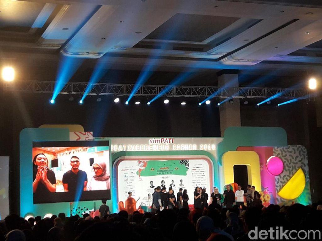Bandung Jadi Penutup Manis Creativepreneur Corner 2018