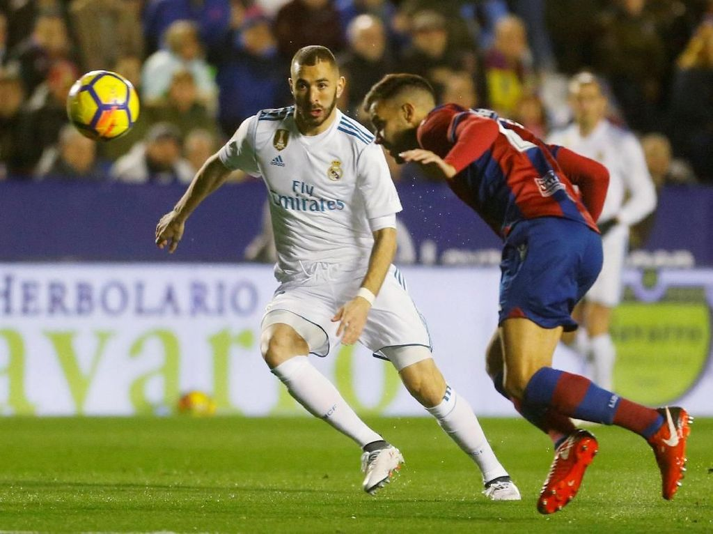 Madrid Memble di Kandang Levante