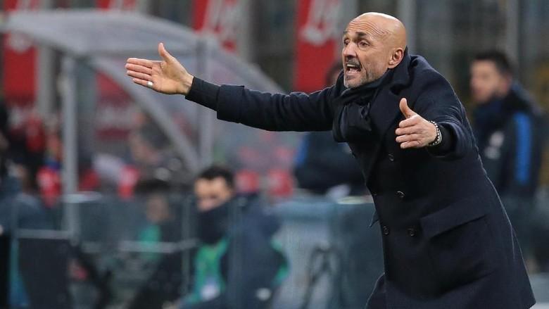 Spalletti Juga Soroti Inter yang Kurang Ngotot Saat Lawan Tim Lemah