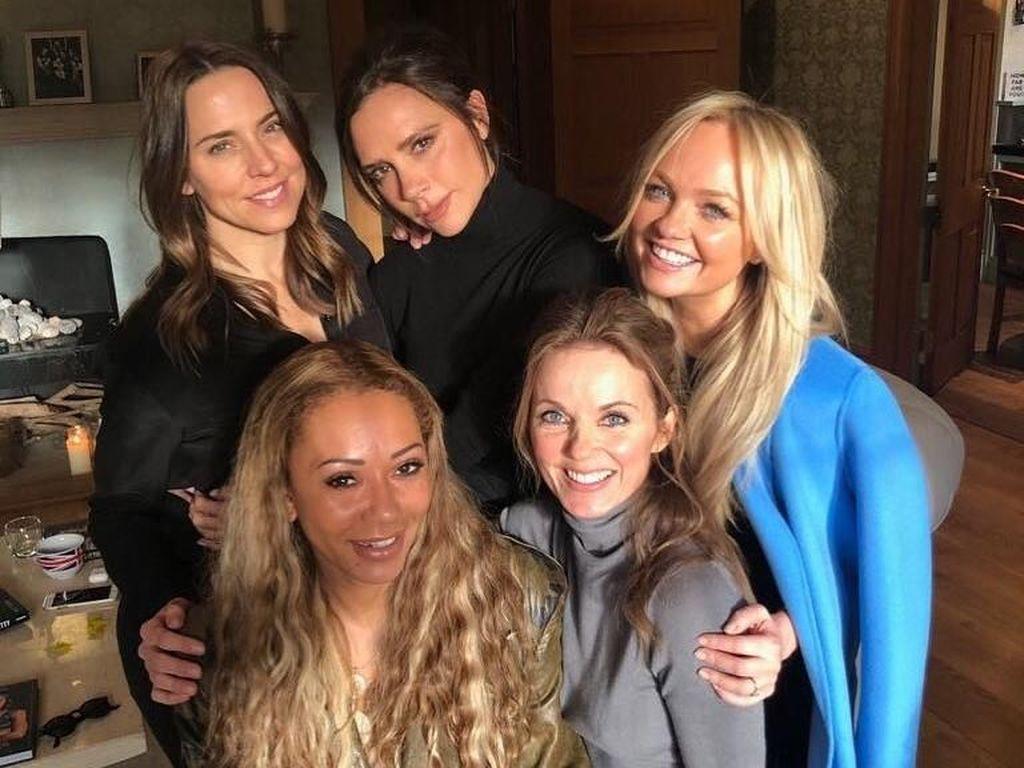 Yippie! Spice Girls Bakal Reuni Tur