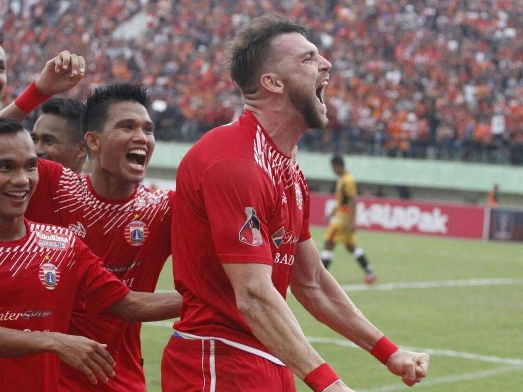 On This Day: Awal Mula Keran Gol Ketajaman Marko Simic di Liga 1