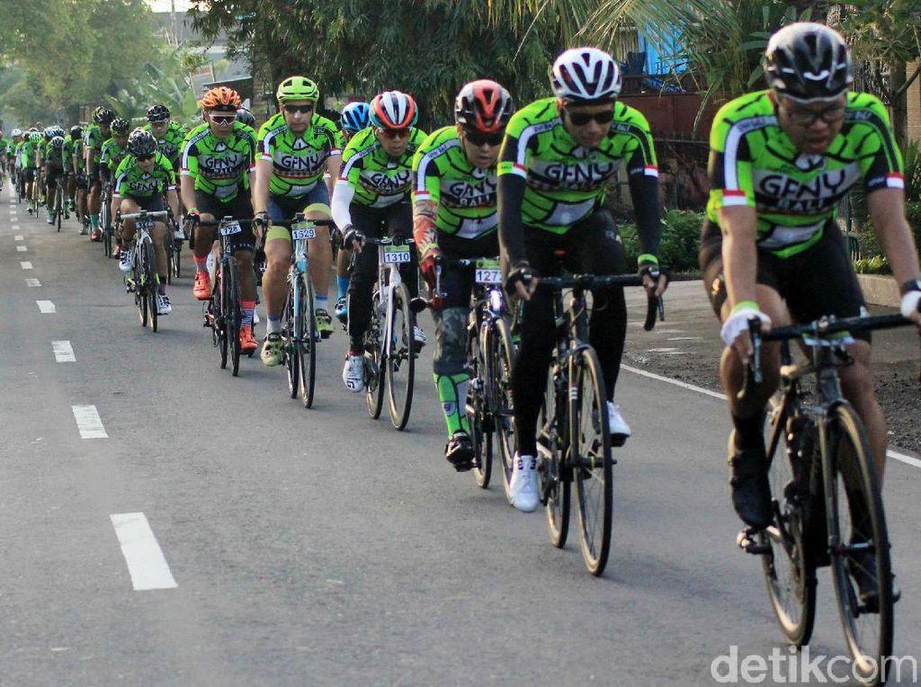 Kejuaraan Asia GFNY Akan Digelar di Pulau Samosir