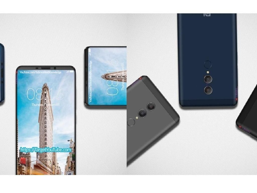 Sebar Undangan, Xiaomi Mau Rilis Redmi Note 5?