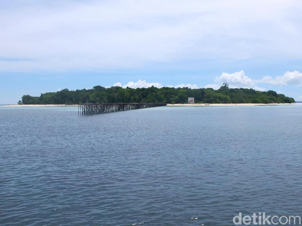 Mengenal Pulau Sangalaki, Tempat Menteri Agama Tersengat Pari