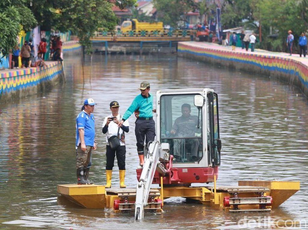 Palembang Rogoh 1/4 Triliun Rupiah Benahi Sungai, Uang dari Mana?