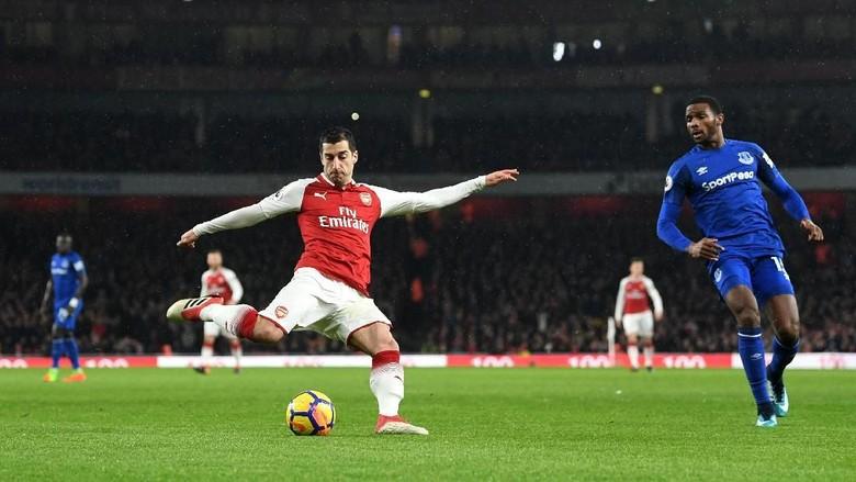 Tekad Mkhitaryan Lebih Sukses di Arsenal ketimbang di MU