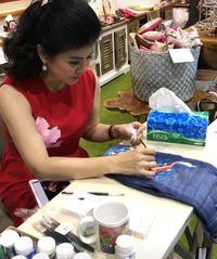 Cerita Bisnis Desiree, Pelukis Sepatu Menteri Susi