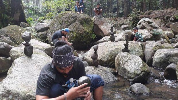 Fenomena Batu Bersusun Juga Ada di Ngawi dan Dilestarikan