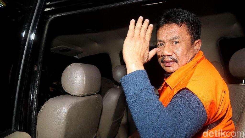 Bupati Jombang Resmi Ditahan KPK