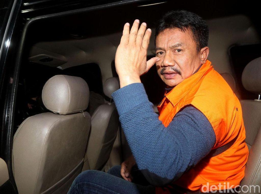 Golkar akan Konsultasi ke KPU soal Status Nyono di Pilkada Jombang
