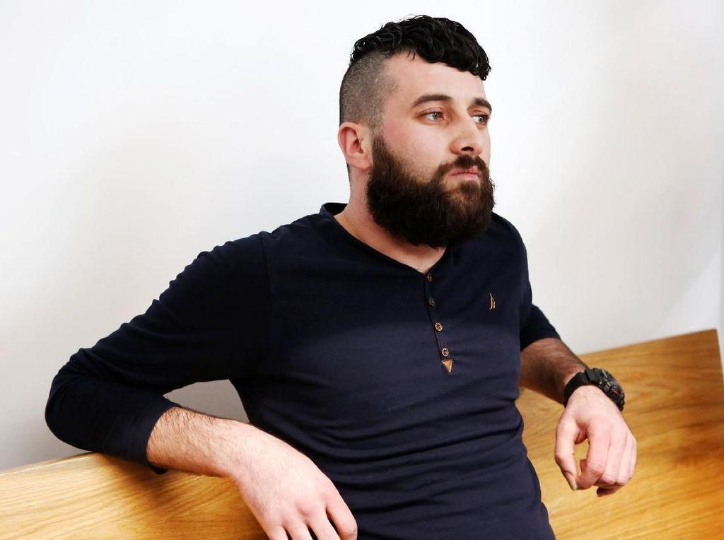 Ini Sosok Pria Palestina yang Bunuh Mantan Pacarnya Asal Israel