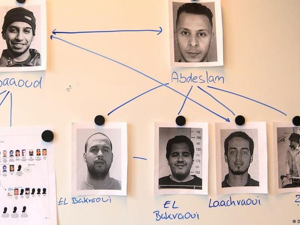 Tersangka Pelaku Serangan Paris Salah Abdeslam Mulai Diadili di Belgia