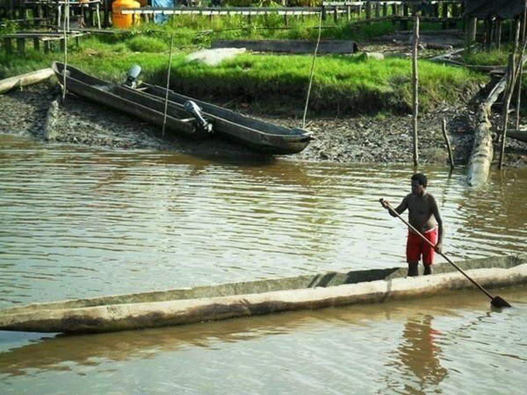 Cerita Seram Perahu Pengangkut Kepala, Masih di Indonesia