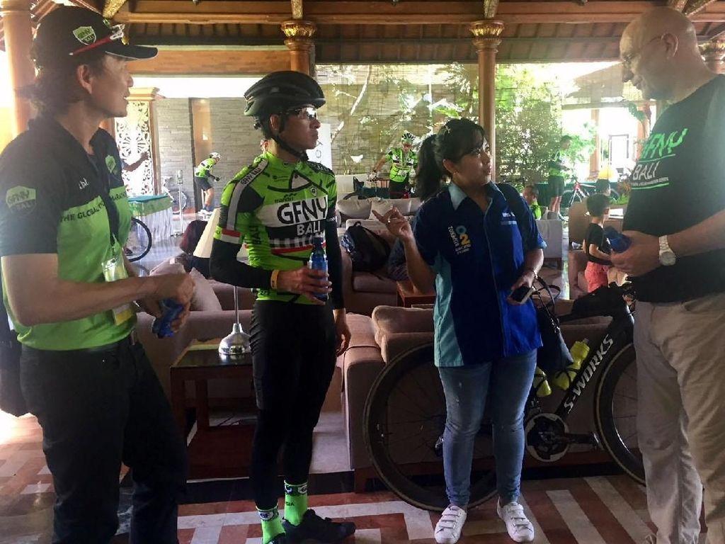 1.400 Pebalap Unjuk Gigi di GFNY Bali 2018
