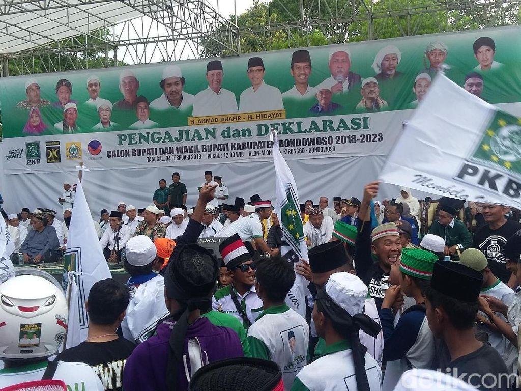 PKB Wakafkan Kadernya di Pilbup Bondowoso