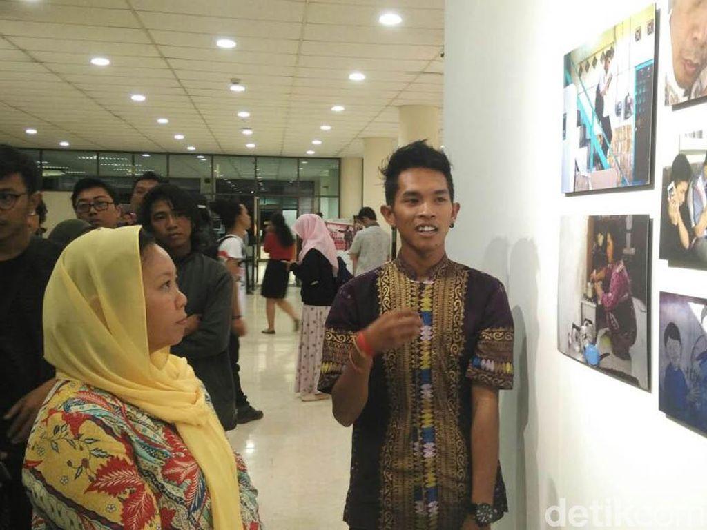 Karya Gus Dur Terdokumentasikan di Pojok Gus Dur Kantor PBNU