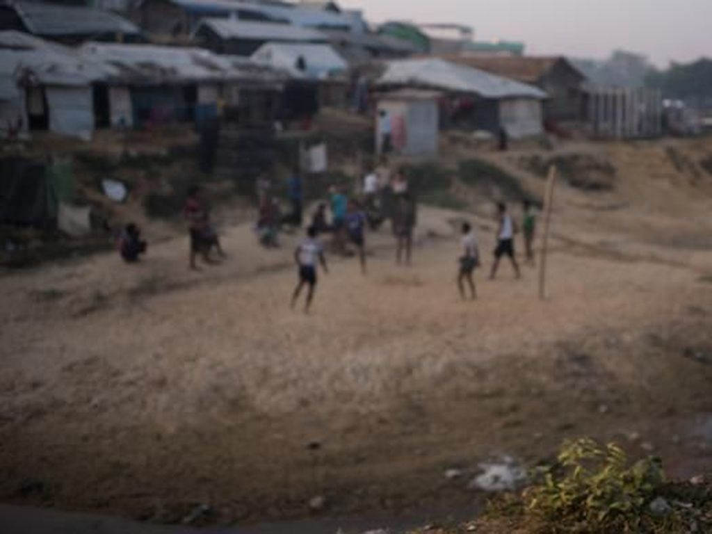 PBB: Krisis Rohingya Picu Konflik Regional