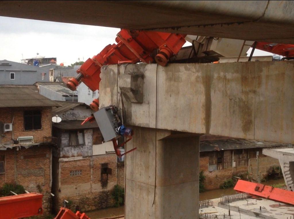 Menerawang Penyebab Maraknya Konstruksi Ambruk di Era Jokowi