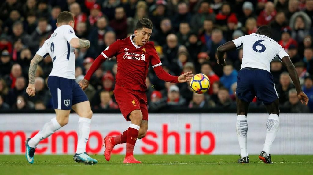 Foto: Drama Empat Gol di Anfield